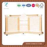 Wooden Display Shelf for Retail Store