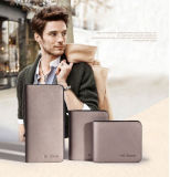 Nice Quality Promotion Wallet Full Grain Leather Short Purse