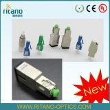 Scapc Single Mode Fiber Attenuator/Sc Type Fiber Optic Fixed Attenuator