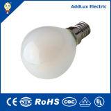Ce 3W-8W E14 Milky White Mini Global LED Filament Bulb