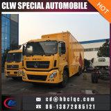 500kw Diesel Mobile Power Generator Set Van Vehicle