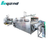 Barreled Water 3-5 Gallon Washing Filling Capping Machinery Plant