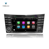 Android 7.1 S190 Platform 2DIN Car Radio Video DVD Player for W211 2002-2008 with /WiFi (TID-Q090)