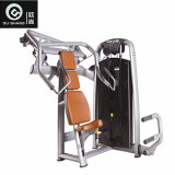 Pin Loaded Incline Chest Press Machine Sm8006 Gym Fitness Equipment