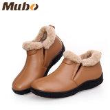Australia Double Face Sheepskin Shoes Casual Women Footwear