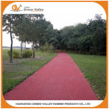 Red EPDM Rubber Granules Crumbs for Jogging Track Surface
