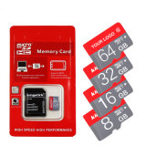 Real Capacity Micro SD Card 2GB C6 4GB C6 8GB C10 Mini SD Card TF Card Class10