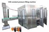 Complete Turn Key Carbonated Soft Drink Beverage Soda Bottling Production Line