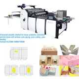 Double-Channel Window Patching Machine (GK-1080T)