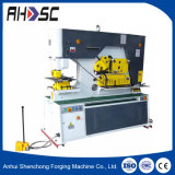 High Quality Iron Workers/Hydraulic Ironworker with Pipe Notcher for Squre Steel