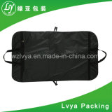 Fashion Customized Logo Travel Dust Cover Foldable Protector Dress Clothes Garment Suit Cover Bag