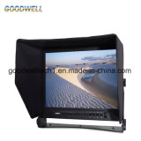 3 Color Tally Light 17.3 Inch LCD Display with 3G-SDI Input