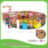 Round Site Childrens Playground Equipment