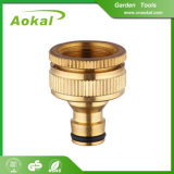 "Hose Couplings Fitting 3/4"" Brass Water Hose Connector"