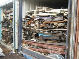 Hms/Lms Nomal and Good Bundle Steel Scrap with Large Ready Stock in Tianjin Port