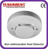 2-Wire, Conventional Fire Alarm Heat Detector with Remote LED (403-013)