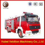 Sino HOWO 8000L Water-Foam Fire Truck