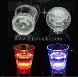 Liquid Activated Color Changing Drinkware LED Flashing Cup