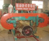 Portable Sawmills/Horizontal Portable Band Sawmills with Diesel and Electric Engine