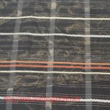 Polyester Lattice Fabric Dyed Jacquard Fabric Chemical Fabric Garment Fabric for Full Dress Garment Home Textile