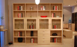 China Wholesale Wooden Bookshelf ABC009