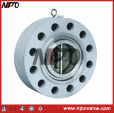 Forged Steel Lug Type Double-Disc Swing Check Valve (HTL76)