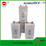 1.2V Rechargeable Nickel Iron Battery Ni-Fe Batteries 200ah for Renewable Energy