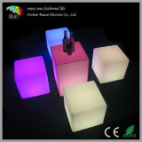 LED Bar Outdoor Glowing Stool Chair