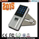 Security Biometric Fingerprint Glass Door Lock System (Jyf-L8800H)