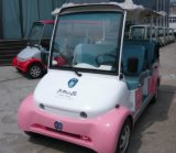 China High Quality Electric Sightseeing Bus with 6 Seats From Dongfeng Motor for Sale