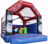 Music Theme Inflatable Bouncer for Kids