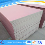 Real Fire Resistant Gypsum Board/3 Hours Fireproof Test/1200*2400*12/15mm