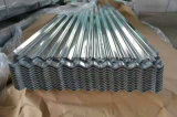 Prepainted Wavy Corrugated Steel Plates