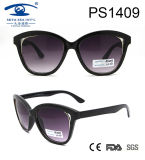 2017 Fashion New Model Plastic Sunglasses (PS1409)