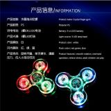 Adult Bearing Crystal Luminous Lighting LED Hand Fidget Toys Spinners