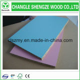 Factory 1220*2440mm Melamine Particleboard