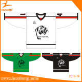 Healong Dye-Sublimation Printing Ice Hockey Jersey
