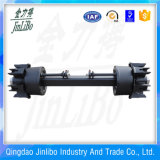 Hot in Ua BPW Type Trailer Axle 2550mm Size Length Square Axle