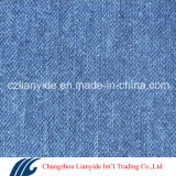 Df40 10.3 Oz Fashion Indigo Metallic Denim Fabric with Spun Gold