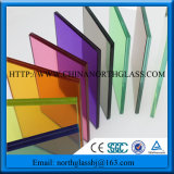 Different Color Interlayer for Laminated Glass