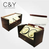 Automatic Rotation 4+6 Watch Winder Storage Display Case Box