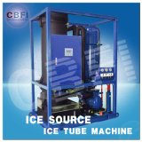 Cold Accumulation PLC System Controls Ice Tube Making Machines