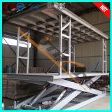 Pneumatic Safety Lock Car Lifting Platform