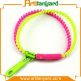 Promotional Gift Bicolourable Zipper Bracelet