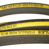 High Pressure Hydraulic Rubber Hose (EN 856 4SH/4SP)