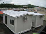 Prefab Container Home Building
