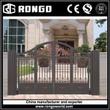 Automatic Opening House Entrance Aluminium Main Gate