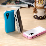 Portable Charger, Mobile Power Bank for Charging iPhone 5 and Samsung S 4