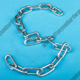 DIN763 Galvanzied Welded Link Chain