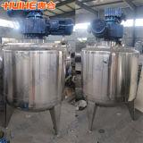 Electric Heating Emulsifiying Tank (pump) for Yogurt